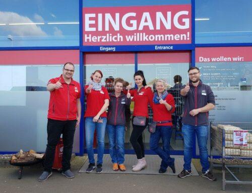 Ribnitz-Damgarten: Sonderpreis Baumarkt feiert zweijähriges Jubiläum